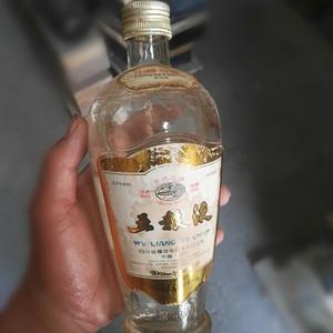 联盟 五粮液 酒