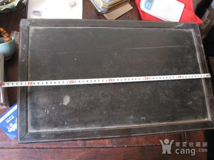 明清瓷杂0元拍  杂木老案桌一张图7