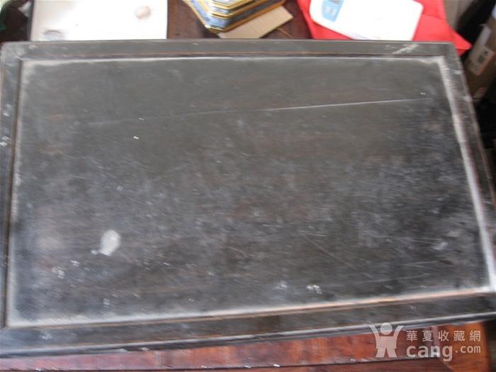 明清瓷杂0元拍  杂木老案桌一张图2