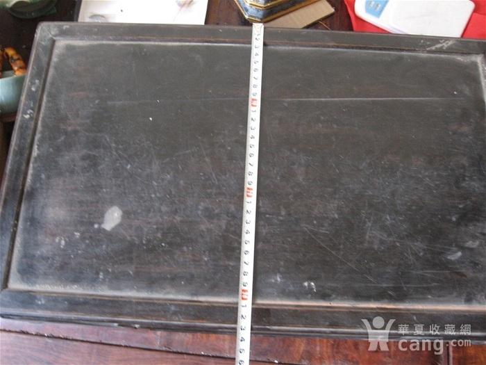 明清瓷杂0元拍  杂木老案桌一张图8