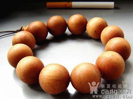 老山檀香佛珠手图4