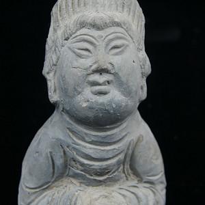 法国回流中国维纳斯 大唐侍女雕件