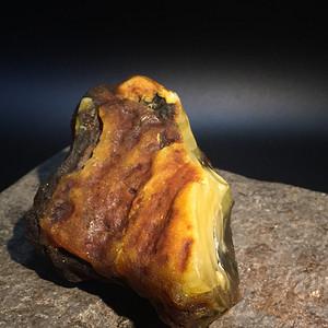 超大原矿蜜蜡原石