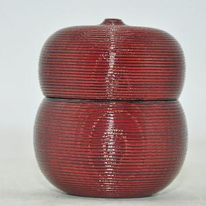 日本茶道漆器