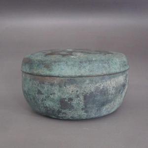 明清时期铜盖盒