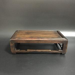 黄花梨小书桌