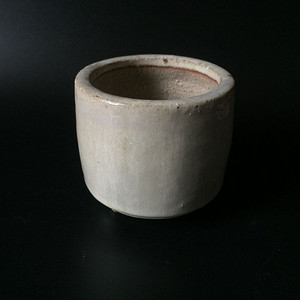 晚清 石湾窑窑变釉三足香炉