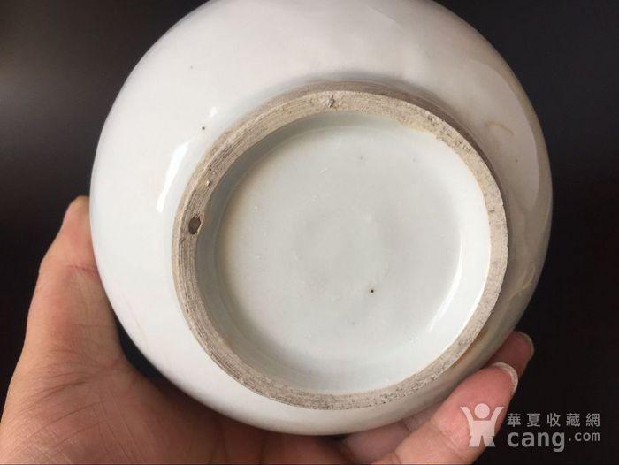 明 莹润养眼白釉罐图8