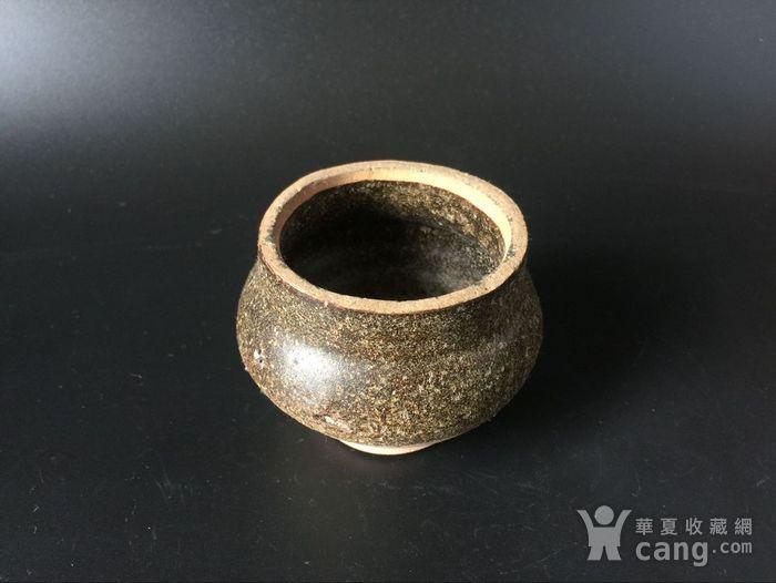 吉州窑长颈褐釉香炉图8
