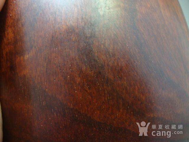 厚重的金星紫檀罐子一个图2