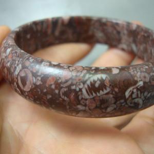 亿万年海宝石手镯