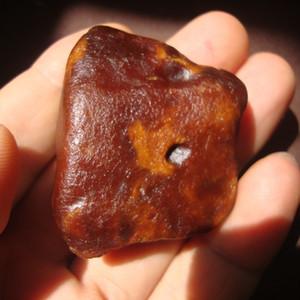 巧克力花蜡牌子原石