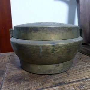 民国铜手炉