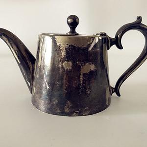 十九世纪欧洲银咖啡壶47