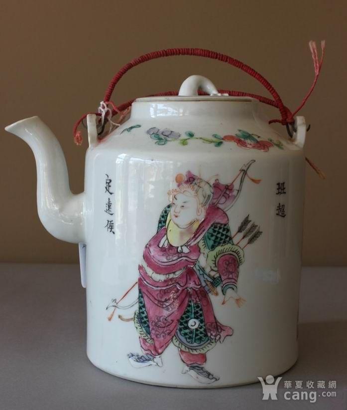无双谱人物大茶壶图1