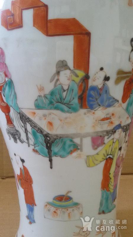 清中晚期大盖罐B图3
