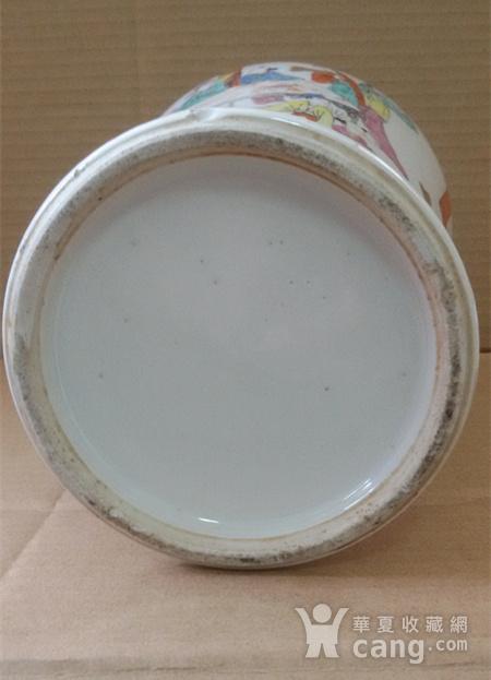 清中晚期大盖罐B图8