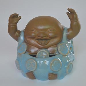 石湾窑人物瓷