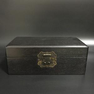 欧洲回流 紫檀珠宝盒