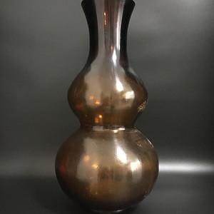 欧洲回流 琉璃葫芦瓶