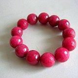 巴西玫瑰红宝石