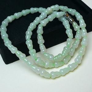 冰润绿葫芦通项链