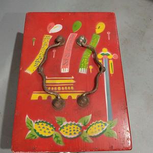 文革梳妆盒