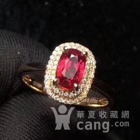 天然红宝石戒指图3