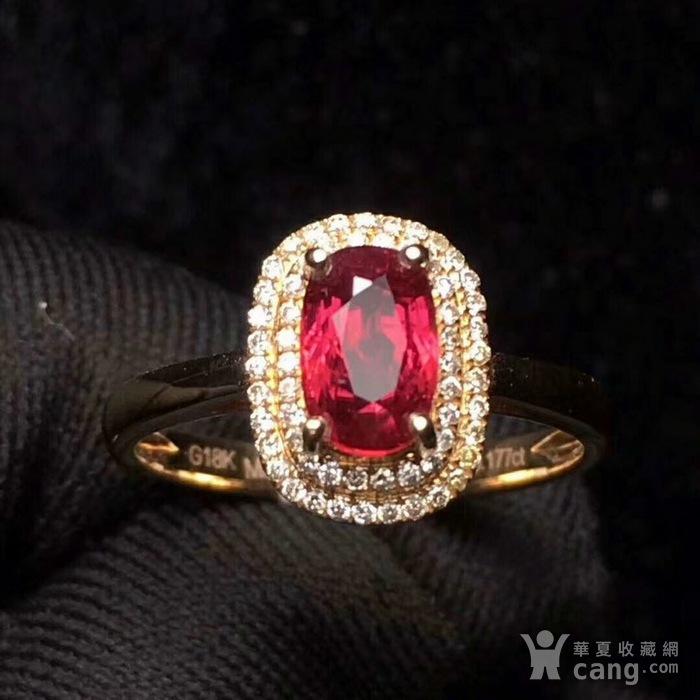 天然红宝石戒指图4