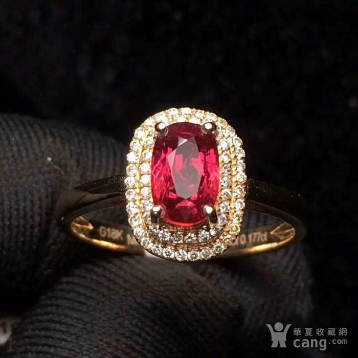 天然红宝石戒指图5