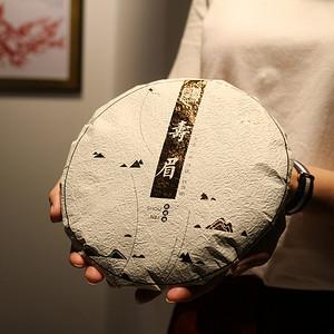 2012陈韵寿眉老白茶7饼