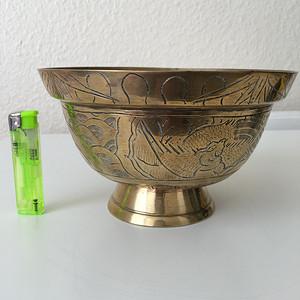 晚清民国大铜碗