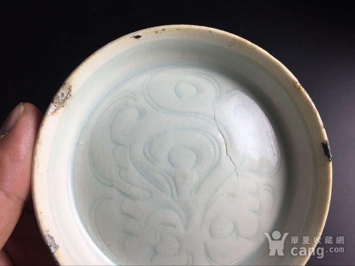 宋 顶级湖田窑凤尾洗子图5