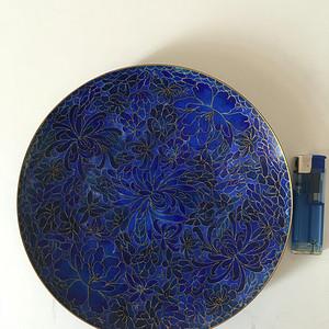 景泰蓝盘子