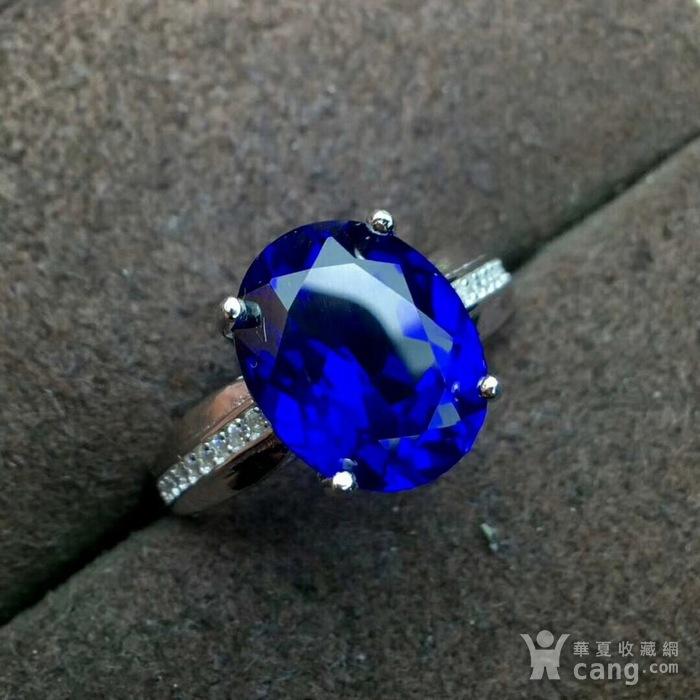 天然蓝宝石套装图4