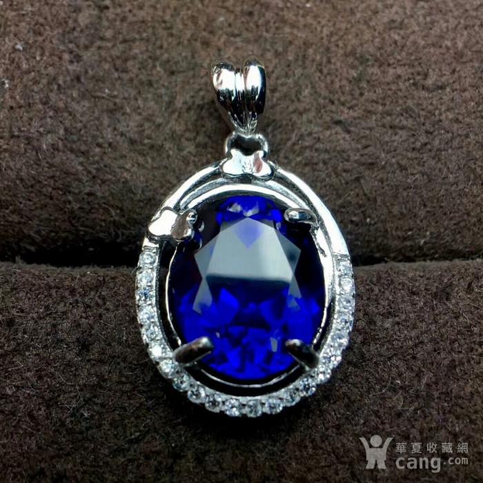 天然蓝宝石套装图5