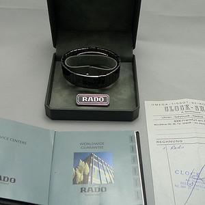 Rado 雷达 Ceramica女士腕表 永不磨损