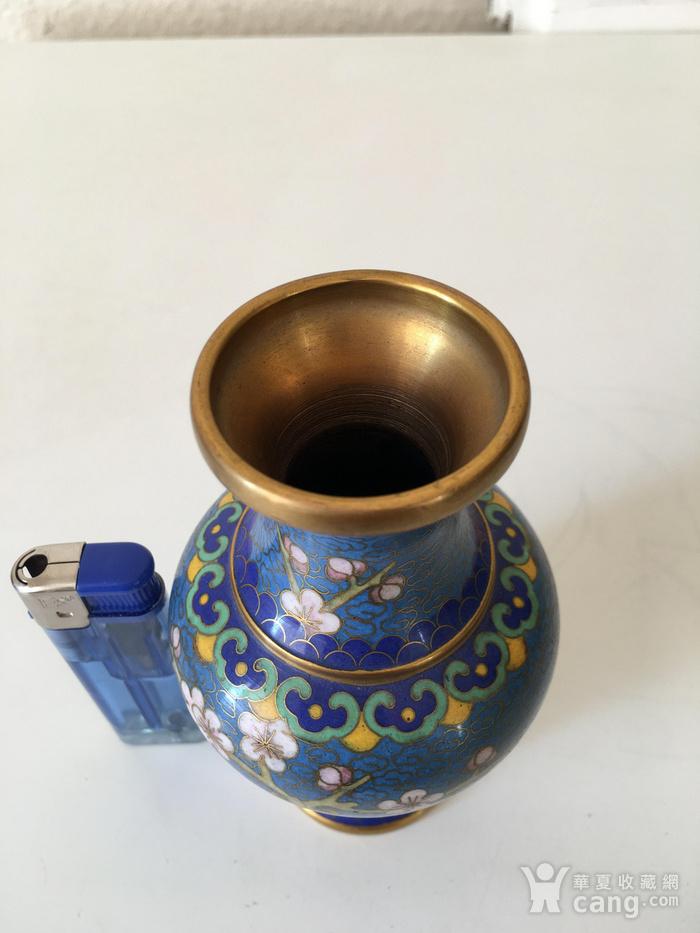 景泰蓝花瓶图3