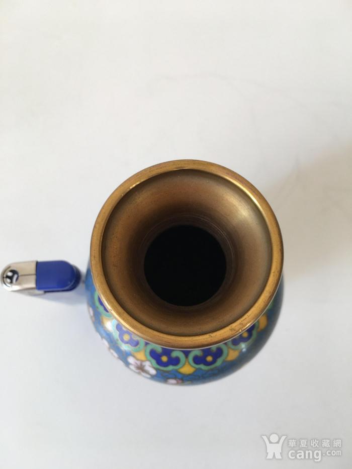 景泰蓝花瓶图4