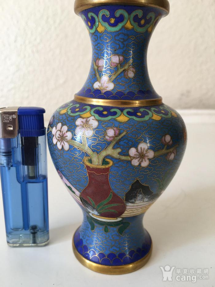 景泰蓝花瓶图5