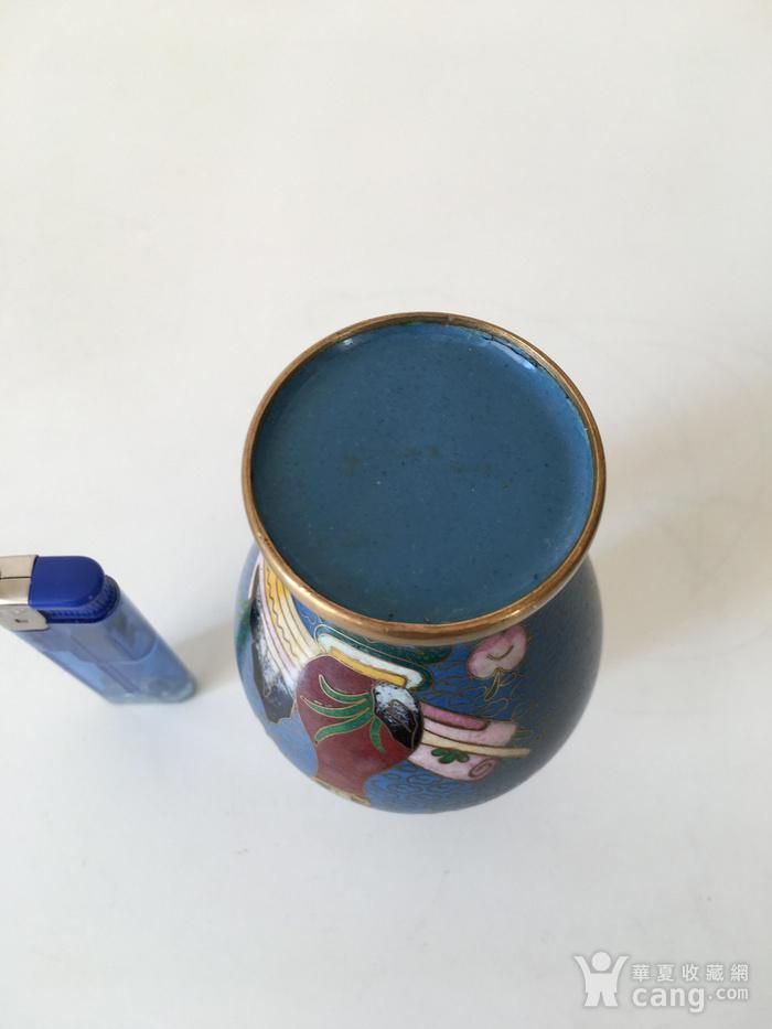 景泰蓝花瓶图6