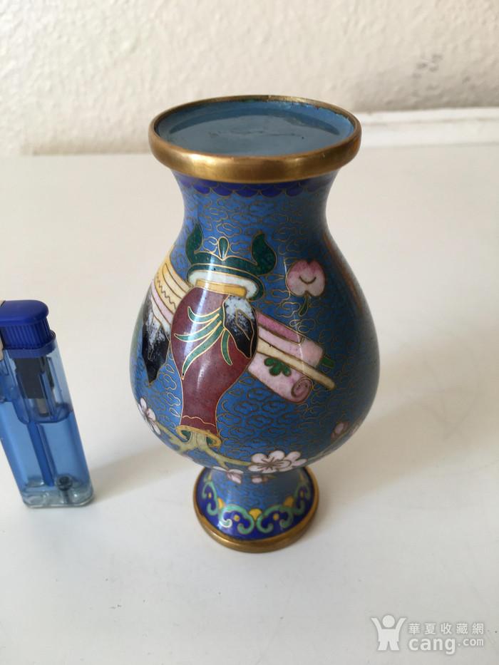 景泰蓝花瓶图8