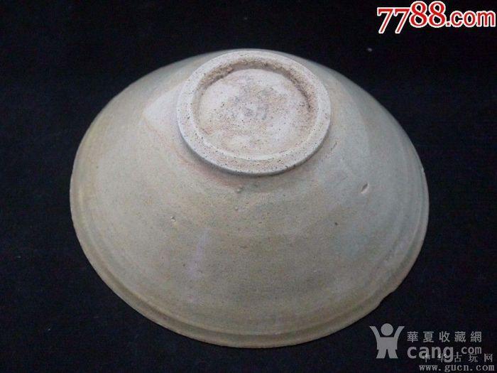 全品宋代单色釉大碗一件图3
