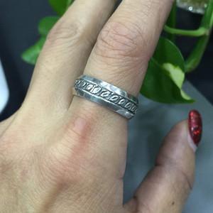 8104老银指环
