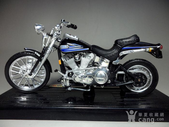 二十多年前的摩托车模型摆件!图3