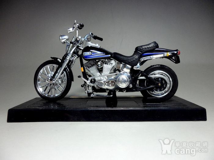 二十多年前的摩托车模型摆件!图1