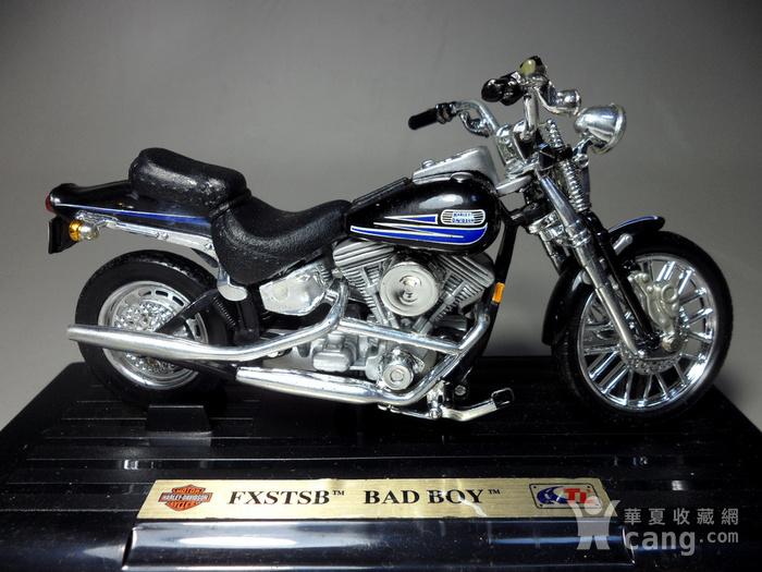 二十多年前的摩托车模型摆件!图6