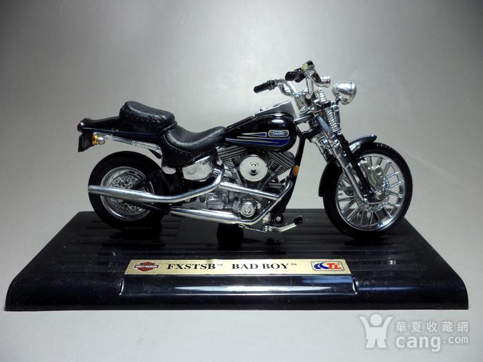 二十多年前的摩托车模型摆件!图4