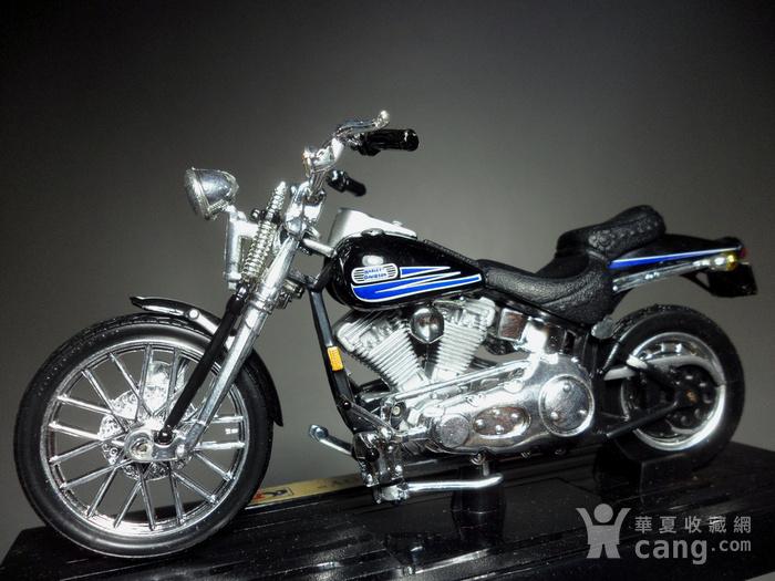二十多年前的摩托车模型摆件!图7