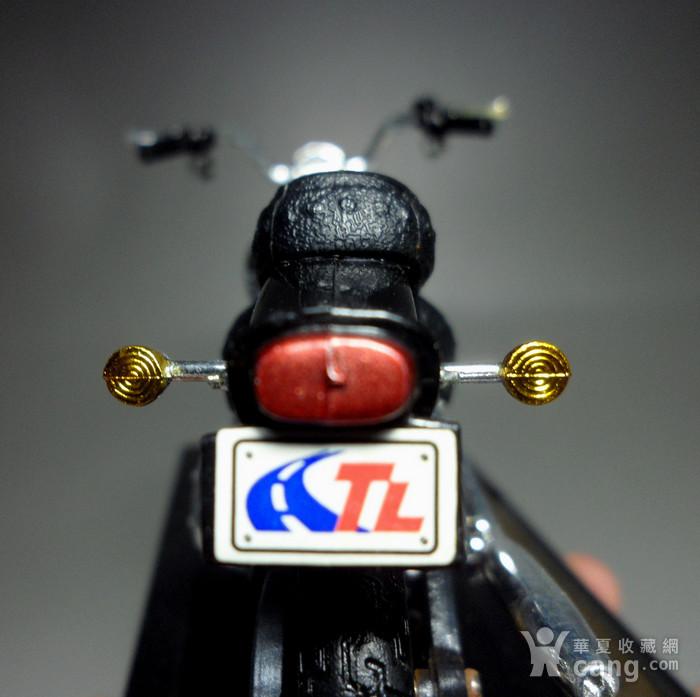 二十多年前的摩托车模型摆件!图11